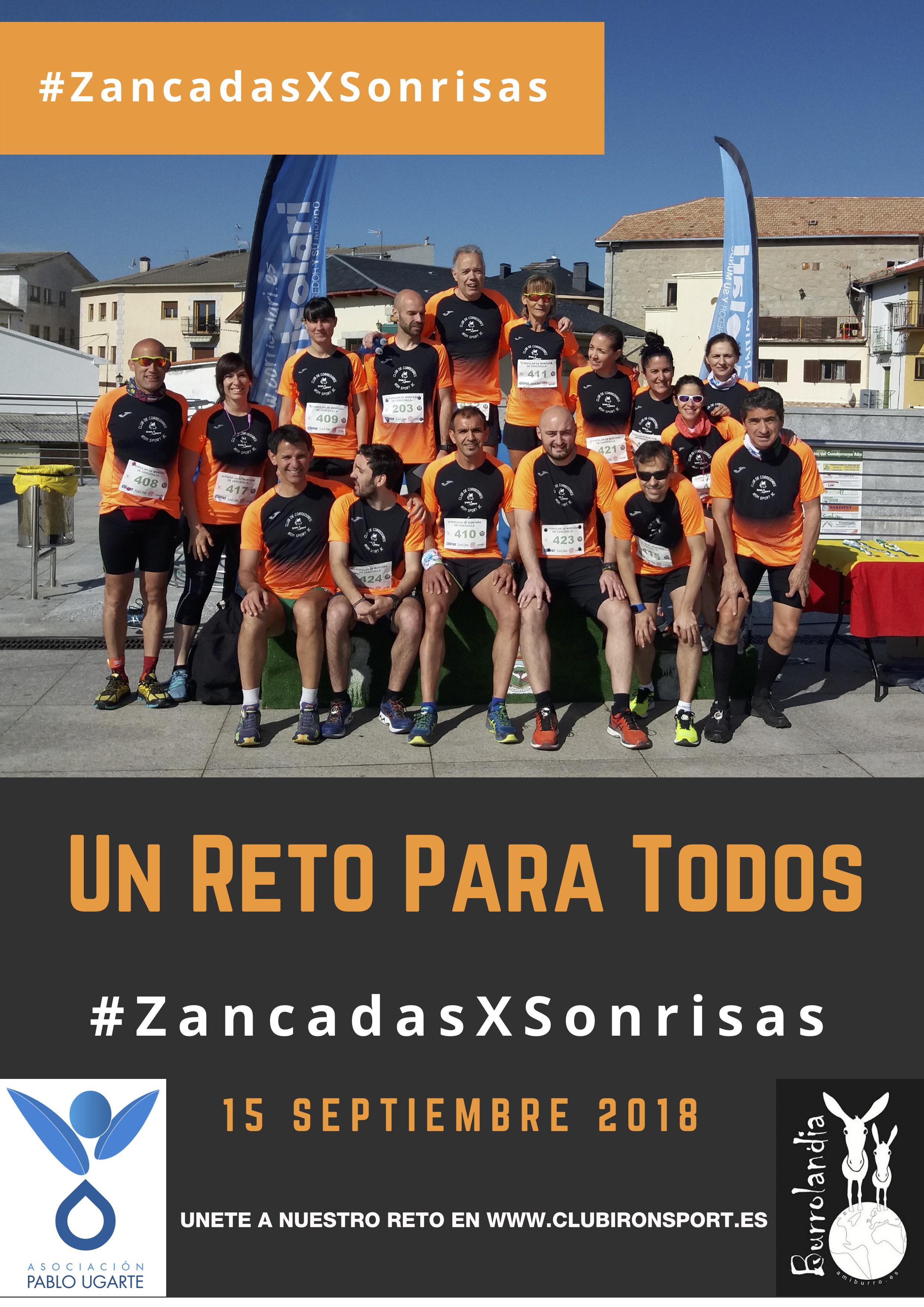 club corredores iron sport 3c