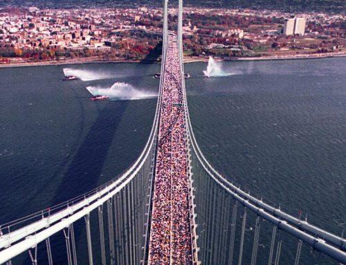 ¿Corres un maratón?
