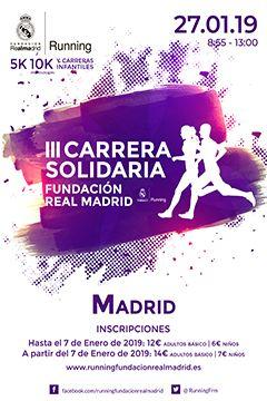 carrera fundacion real madrid 2019