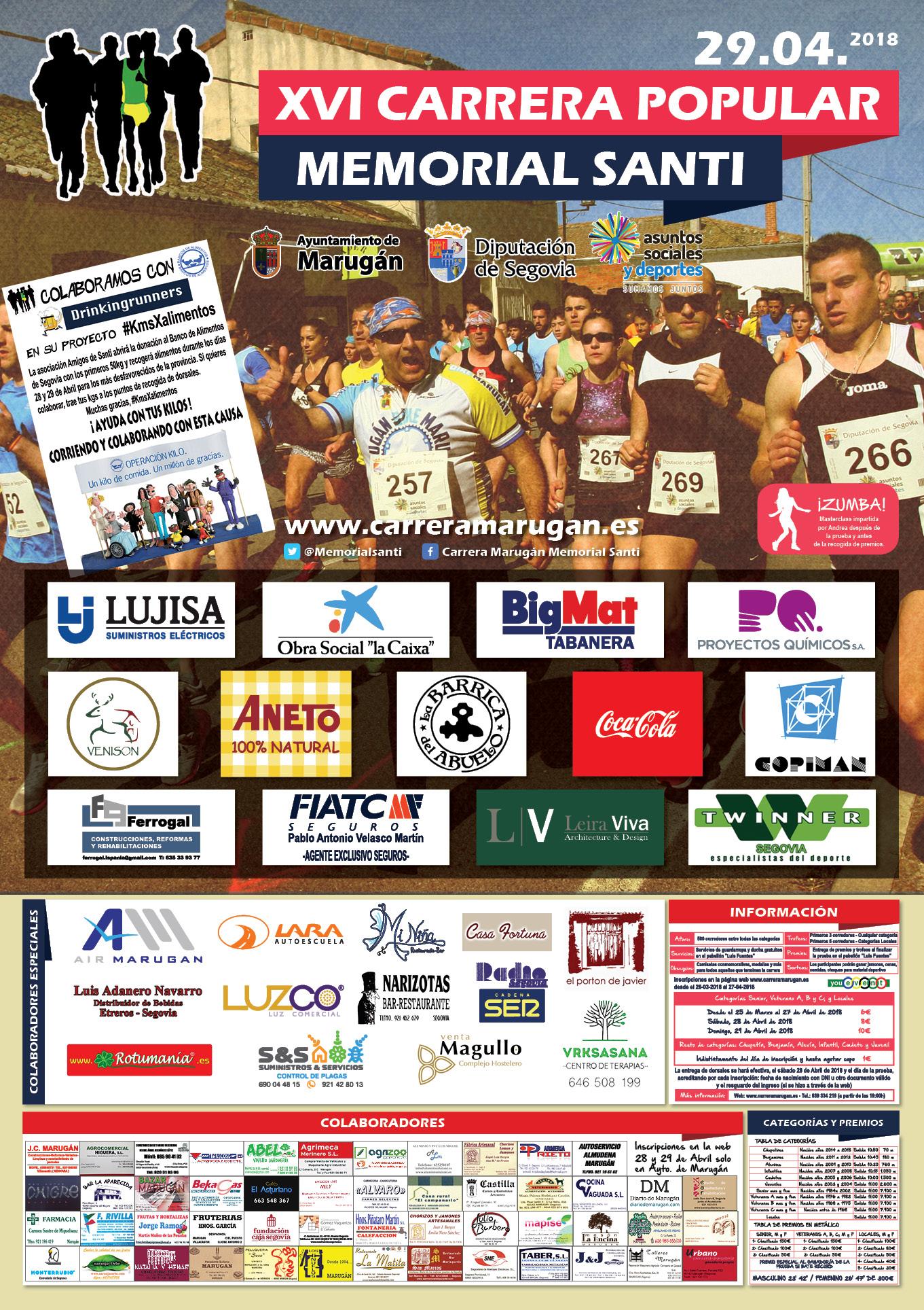 carrera marugan 2019