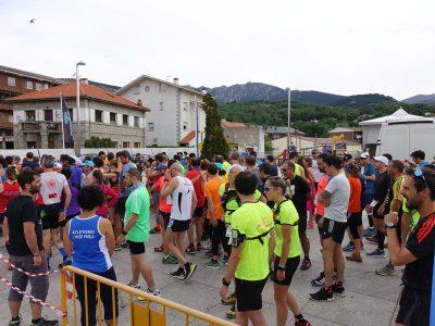 carrera popular de montaña de cercedilla 2019