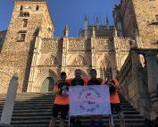 carrera de montaña Guadalupe 2019