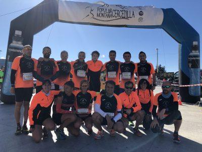 carrera de montaña de cercedilla 2019