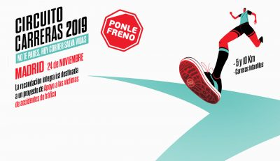 Carrera Ponle Freno Madrid 2019