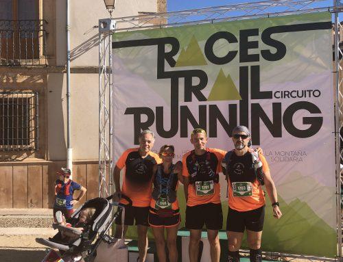 Riaza Trail Challenge 2019. Polvo, sudor y lágrimas
