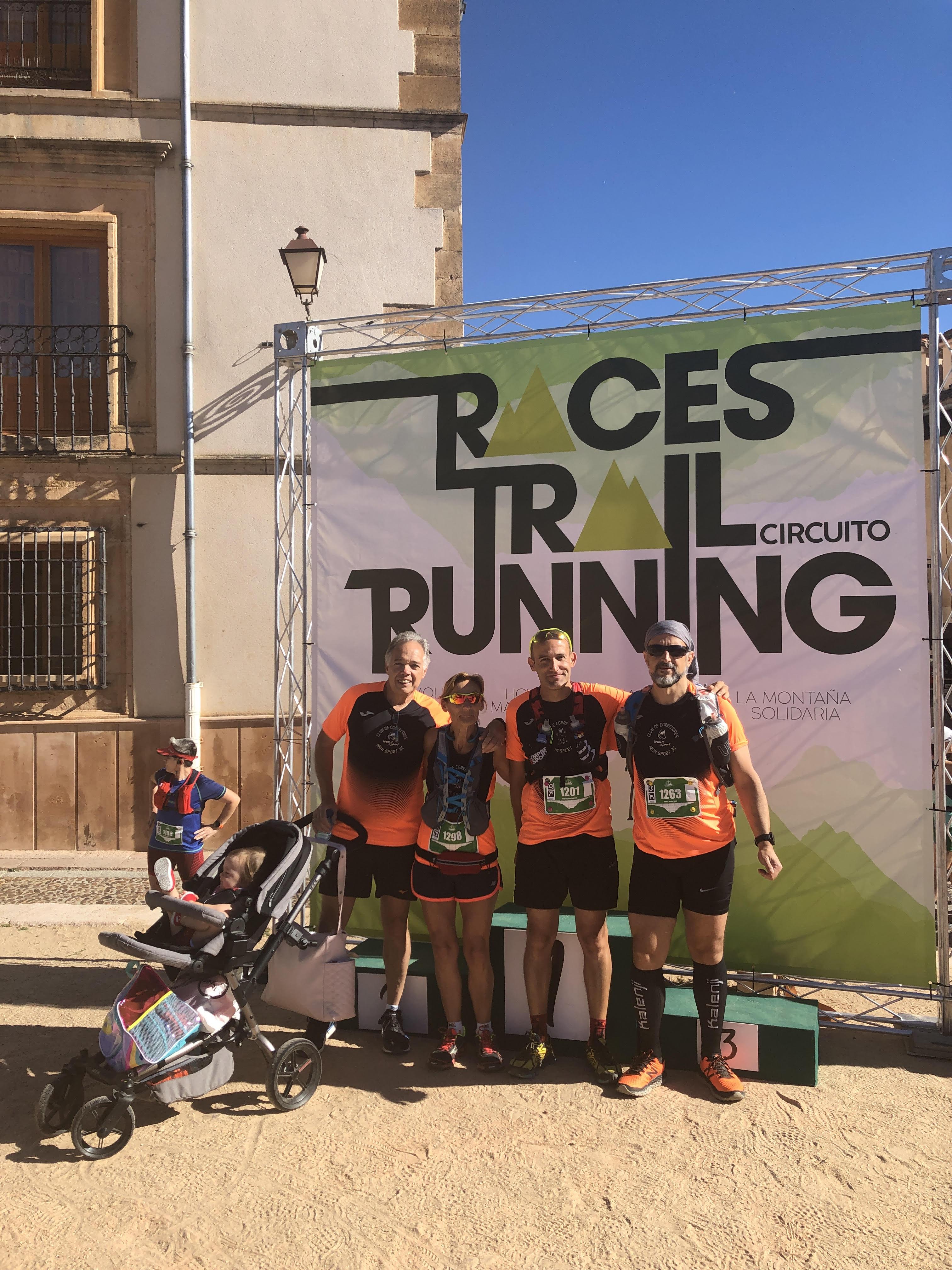 Riaza Trail Challenge 2019