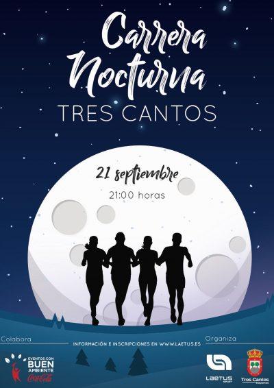 Carrera Nocturna Tres Cantos 2019