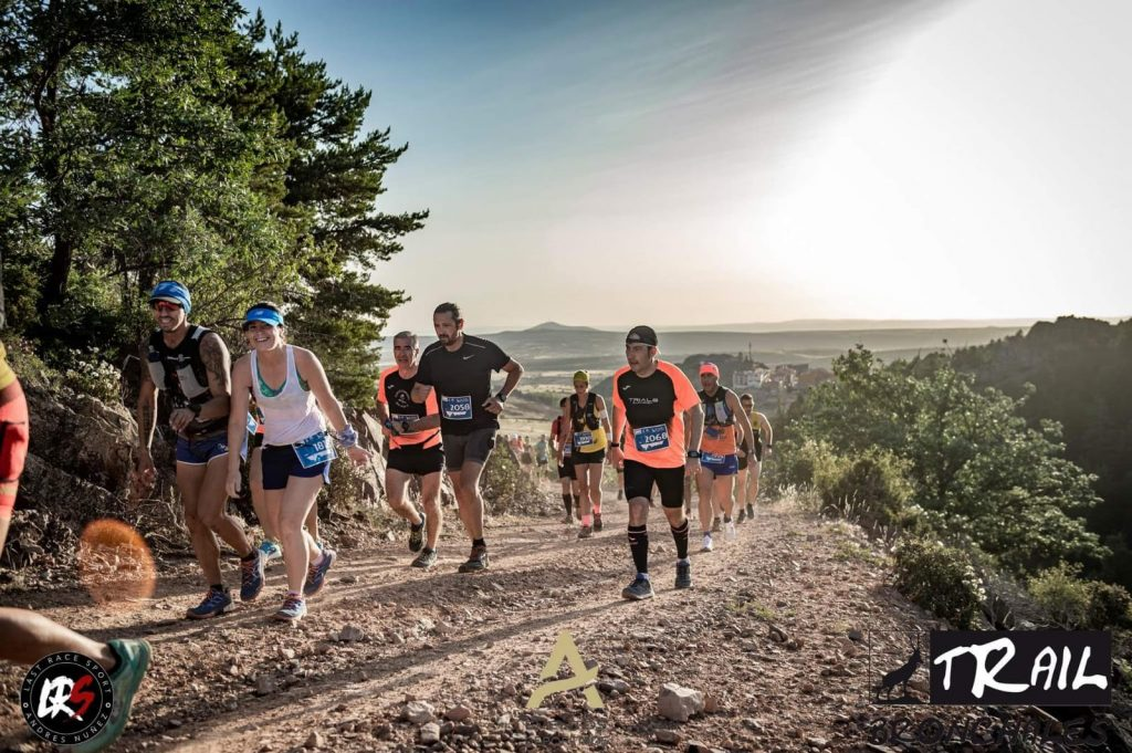 Trail Bronchales 2019
