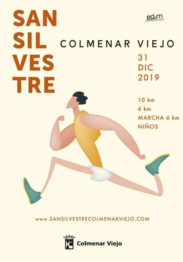 SAn Silvestre Colmenar Viejo 2019