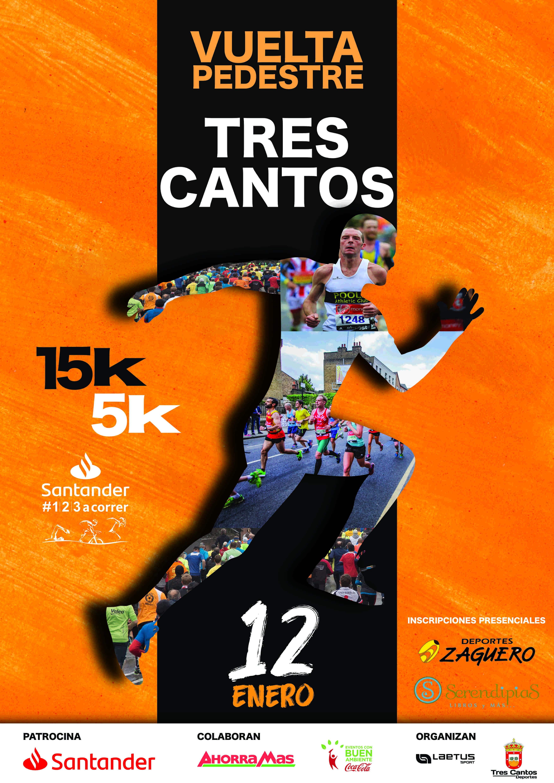 Vuelta Pedestre Tres Cantos 2019