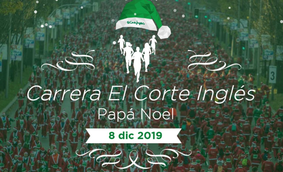 Carrera de Papa Noel 2019